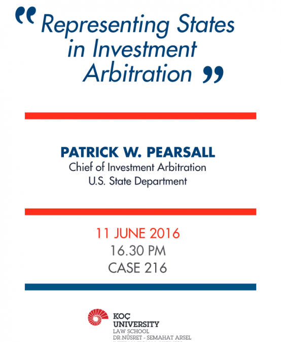 Representing States in Investment Arbitration
