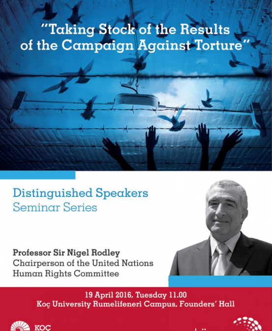 Taking Stock of the Results of the Campaign Against Torture