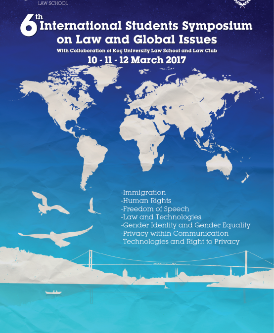 6th International Students Symposium on Law and Global Issues